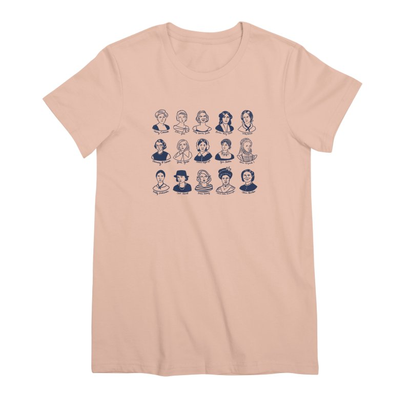 All the single ladies Women's Premium T-Shirt by Kate Gabrielle's Threadless Shop
