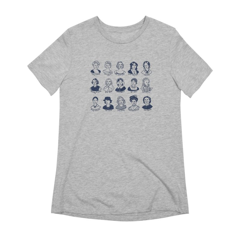 All the single ladies Women's Extra Soft T-Shirt by Kate Gabrielle's Threadless Shop