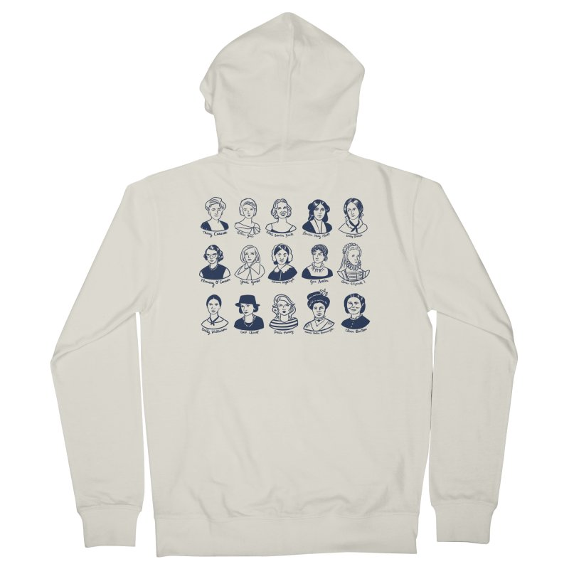 All the single ladies Men's French Terry Zip-Up Hoody by Kate Gabrielle's Threadless Shop