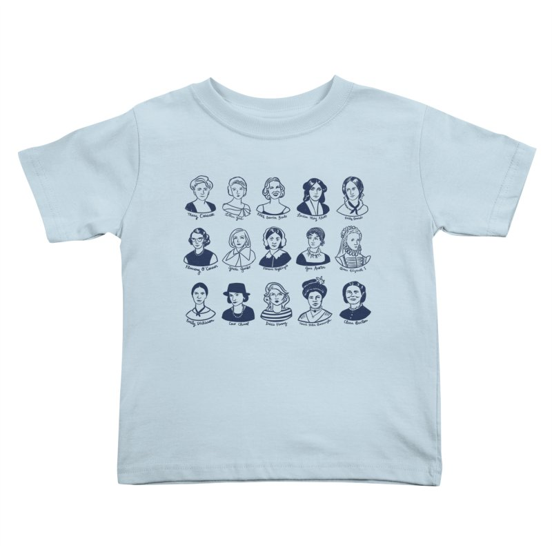 All the single ladies Kids Toddler T-Shirt by Kate Gabrielle's Threadless Shop