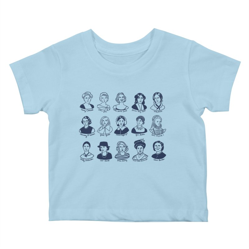 All the single ladies Kids Baby T-Shirt by Kate Gabrielle's Threadless Shop