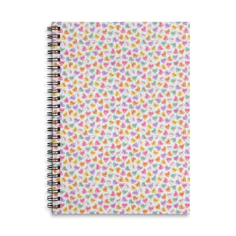 Dead actors Accessories Lined Spiral Notebook by Kate Gabrielle's Threadless Shop