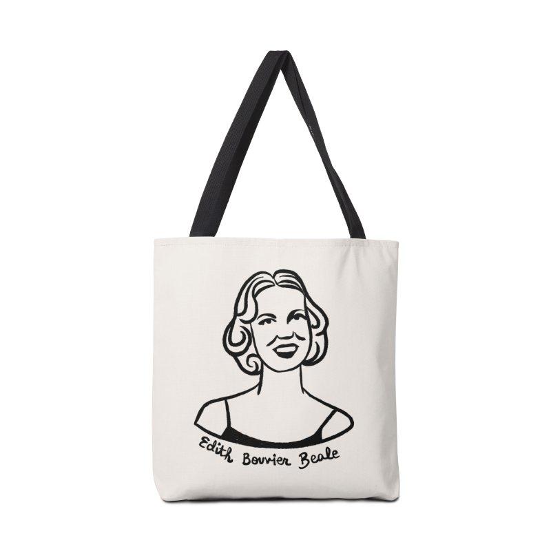 Edith Bouvier Beale Accessories Bag by Kate Gabrielle's Threadless Shop