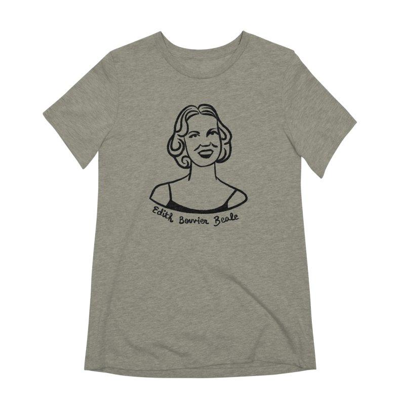 Edith Bouvier Beale Women's Extra Soft T-Shirt by Kate Gabrielle's Threadless Shop