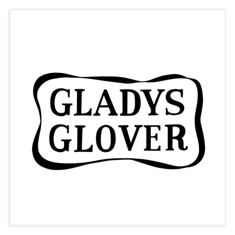 Gladys Glover Home Fine Art Print by Kate Gabrielle's Threadless Shop