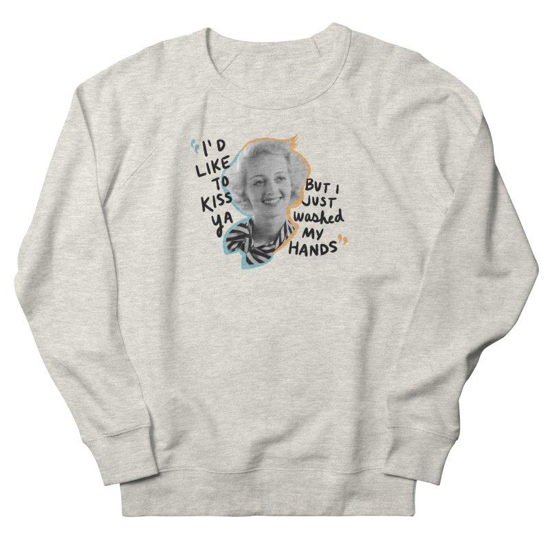 I'd like to kiss ya Women's French Terry Sweatshirt by Kate Gabrielle's Threadless Shop
