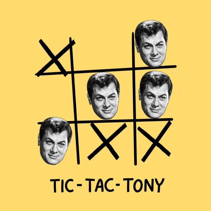 Tic Tac Tony Women's T-Shirt by Kate Gabrielle's Threadless Shop