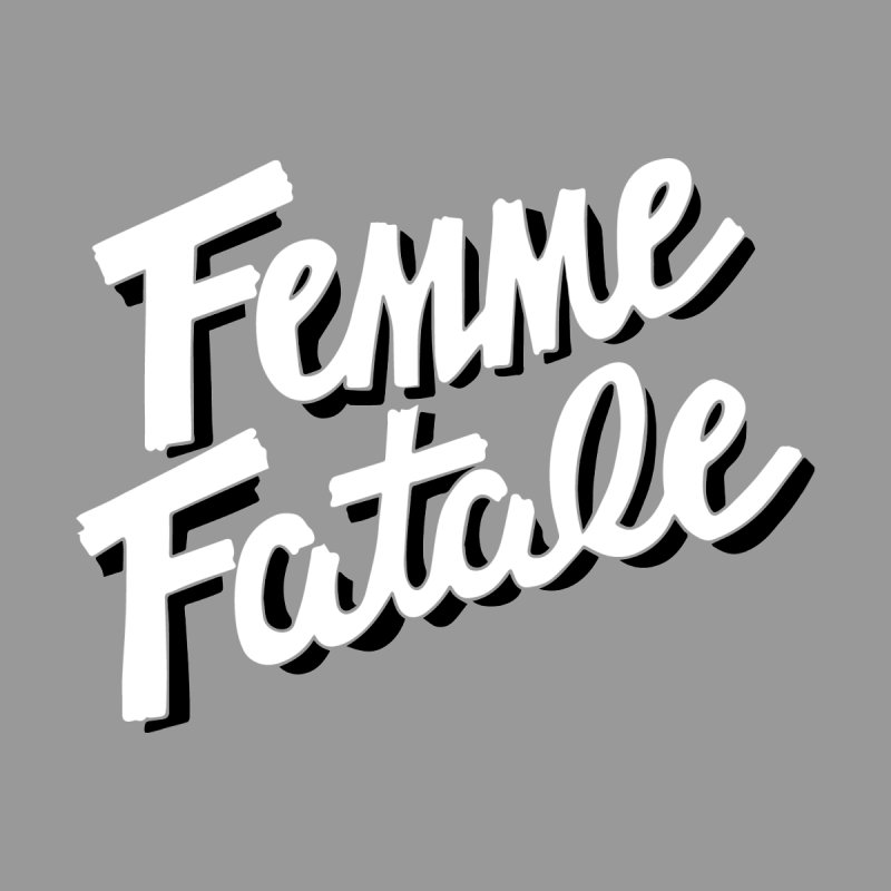Femme Fatale Kids Baby Zip-Up Hoody by Kate Gabrielle's Threadless Shop