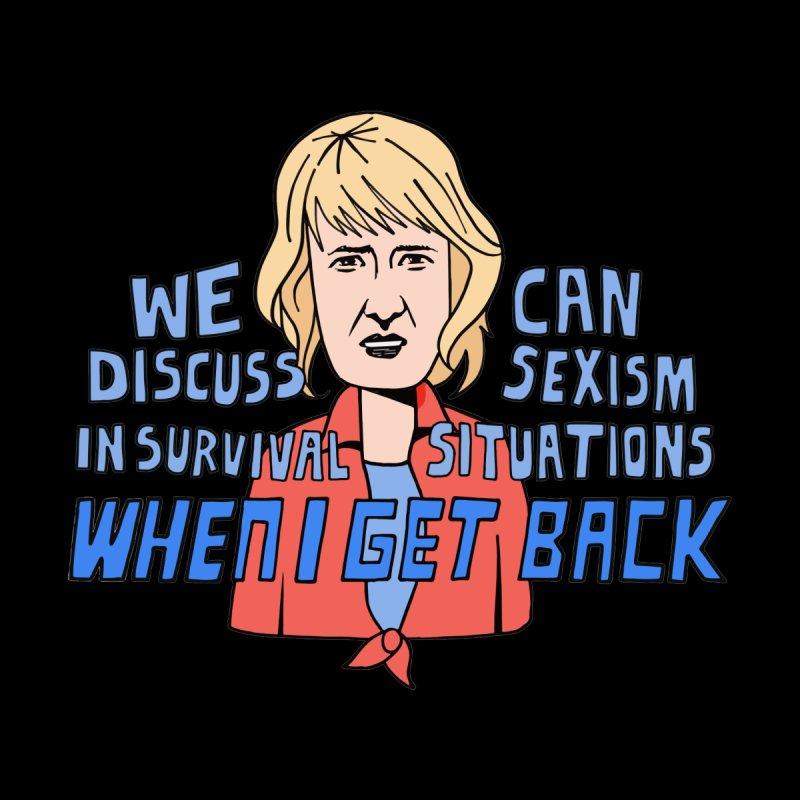 When I Get Back Men's T-Shirt by Kate Gabrielle's Threadless Shop