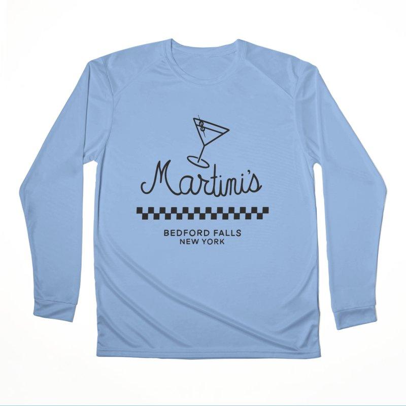 Martini's Men's Longsleeve T-Shirt by Kate Gabrielle's Threadless Shop