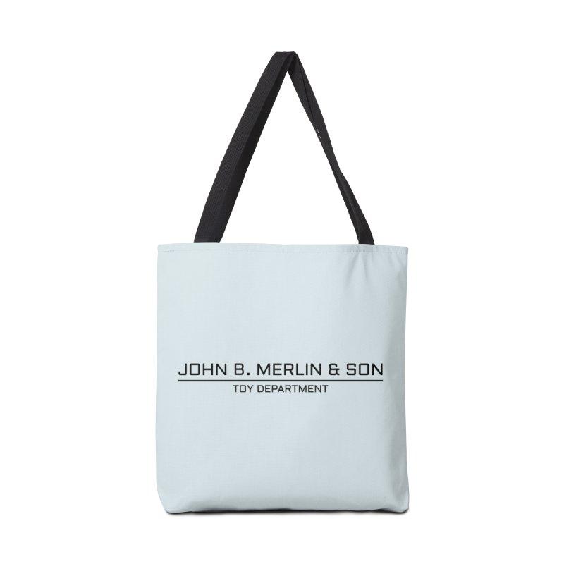 John B. Merlin & Son Accessories Bag by Kate Gabrielle's Threadless Shop
