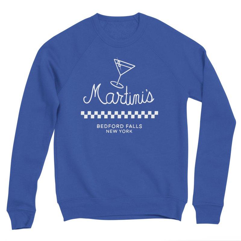 Martini's Men's Sweatshirt by Kate Gabrielle's Threadless Shop