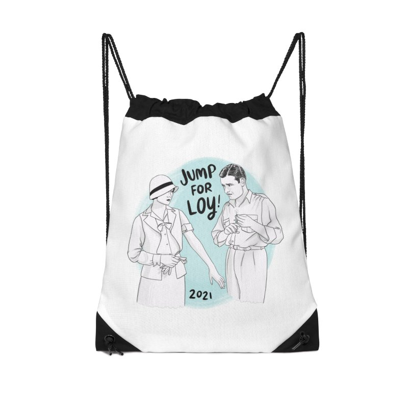 Jump for Loy! Accessories Bag by Kate Gabrielle's Threadless Shop