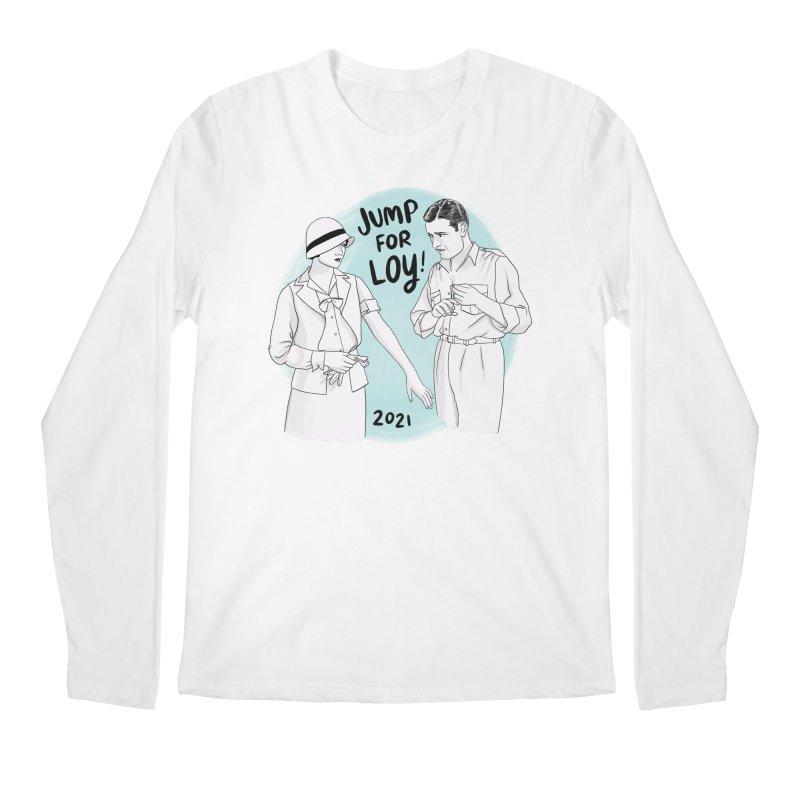 Jump for Loy! Men's Longsleeve T-Shirt by Kate Gabrielle's Threadless Shop