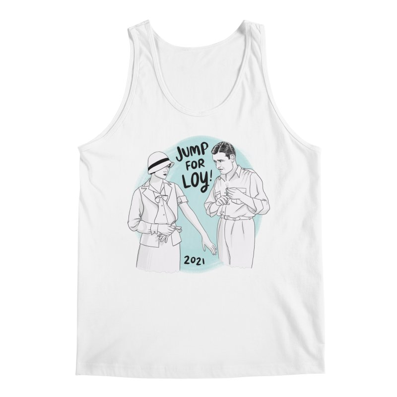 Jump for Loy! Men's Tank by Kate Gabrielle's Threadless Shop