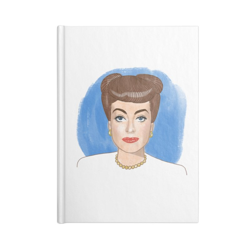 Joanie Accessories Notebook by Kate Gabrielle's Threadless Shop