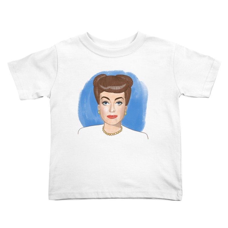 Joanie Kids Toddler T-Shirt by Kate Gabrielle's Threadless Shop
