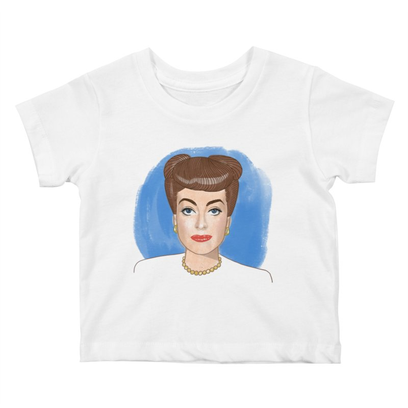 Joanie Kids Baby T-Shirt by Kate Gabrielle's Threadless Shop