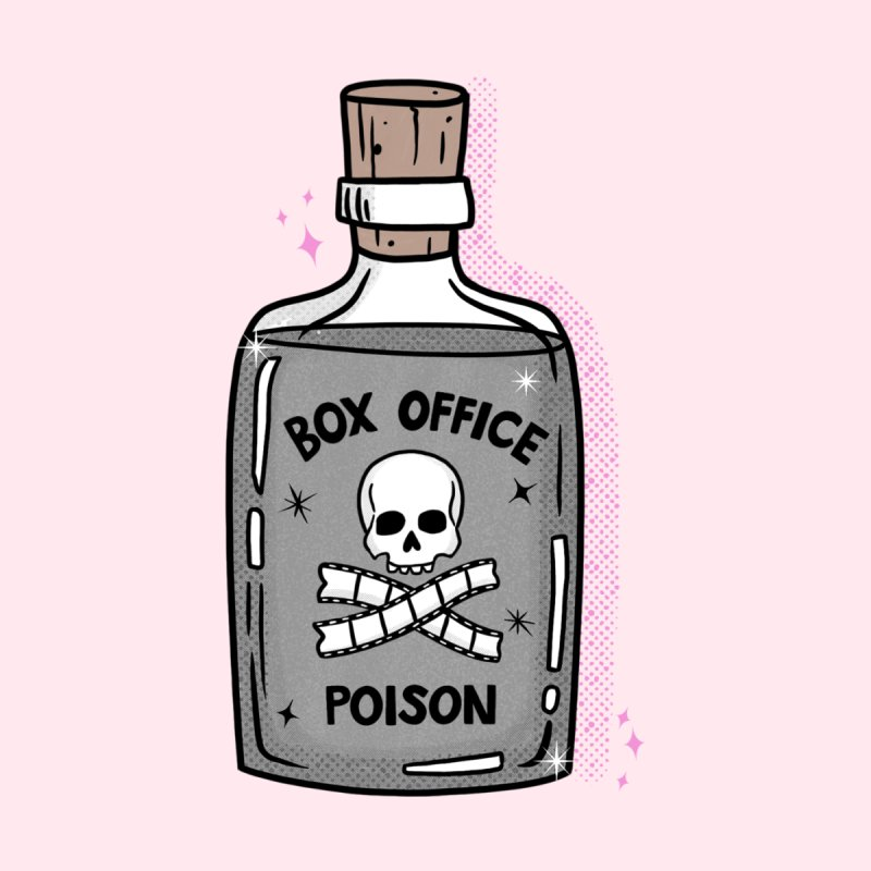Box office poison Accessories Bag by Kate Gabrielle's Threadless Shop