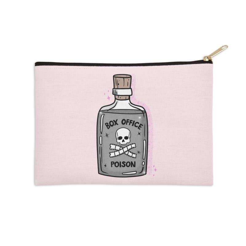 Box office poison Accessories Zip Pouch by Kate Gabrielle's Threadless Shop