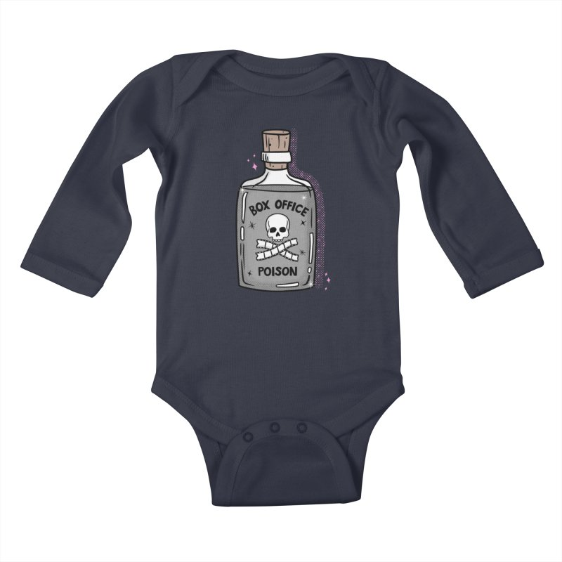 Box office poison Kids Baby Longsleeve Bodysuit by Kate Gabrielle's Threadless Shop