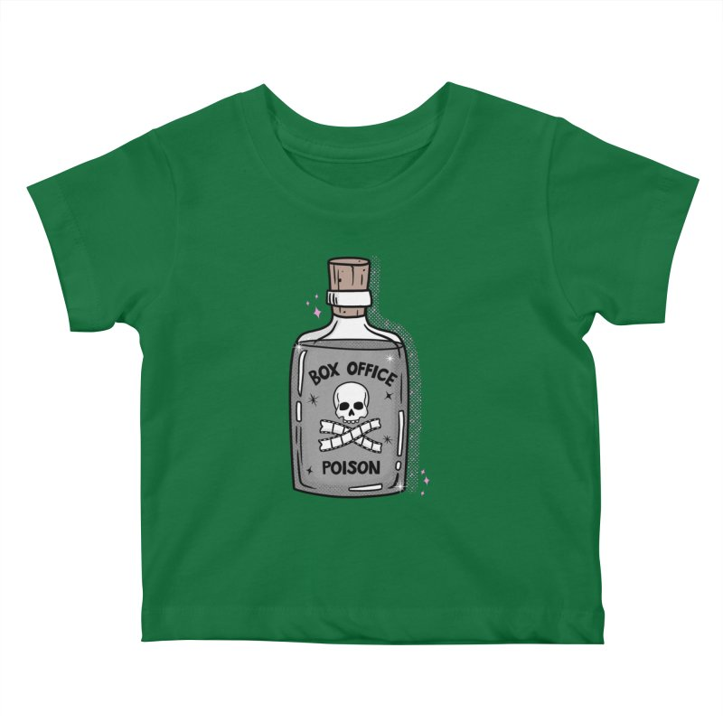 Box office poison Kids Baby T-Shirt by Kate Gabrielle's Threadless Shop