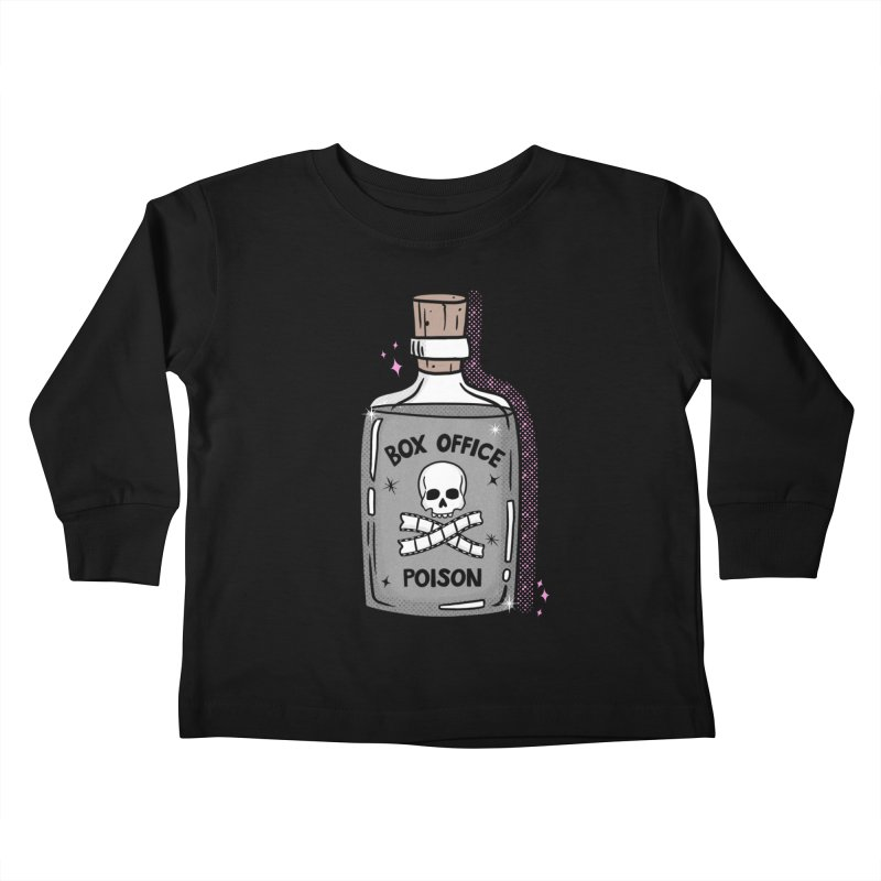 Box office poison Kids Toddler Longsleeve T-Shirt by Kate Gabrielle's Threadless Shop