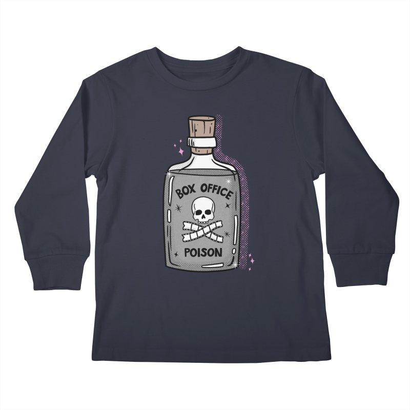 Box office poison Kids Longsleeve T-Shirt by Kate Gabrielle's Threadless Shop