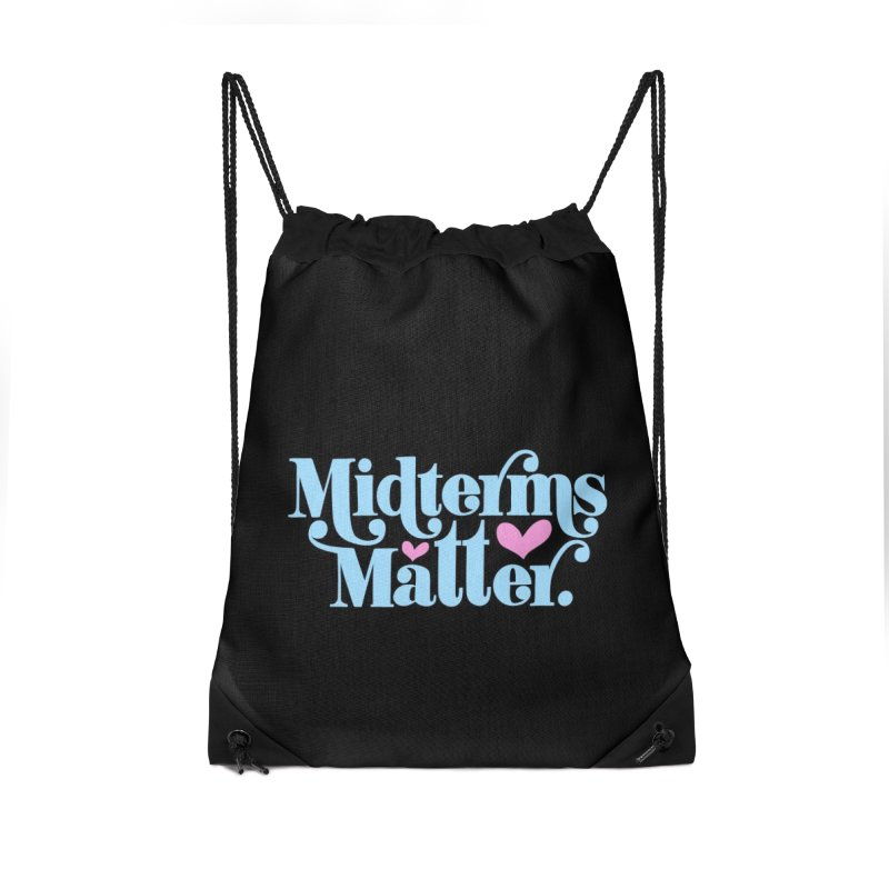 Midterms Matter Accessories Bag by Kate Gabrielle's Threadless Shop