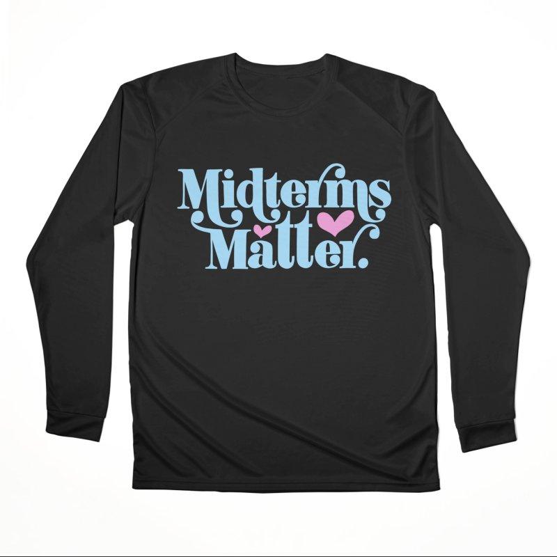 Midterms Matter Men's Longsleeve T-Shirt by Kate Gabrielle's Threadless Shop