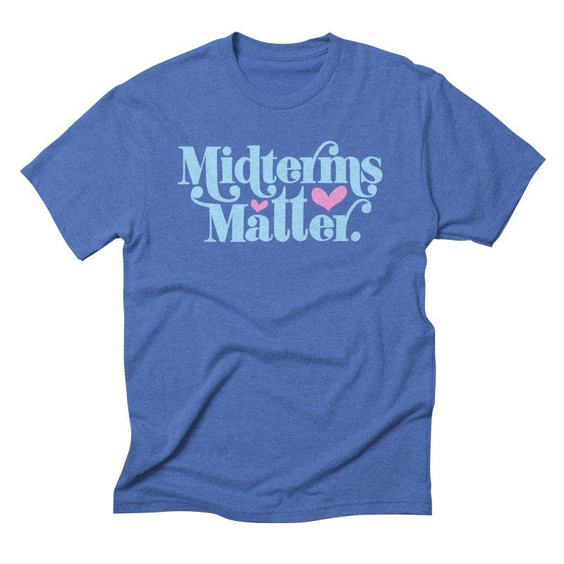 Midterms Matter Men's T-Shirt by Kate Gabrielle's Threadless Shop