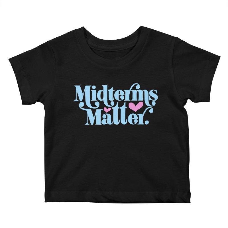 Midterms Matter Kids Baby T-Shirt by Kate Gabrielle's Threadless Shop