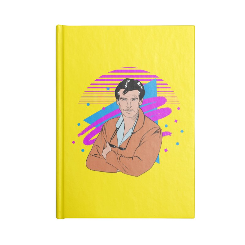 Peak Pierce Accessories Notebook by Kate Gabrielle's Threadless Shop