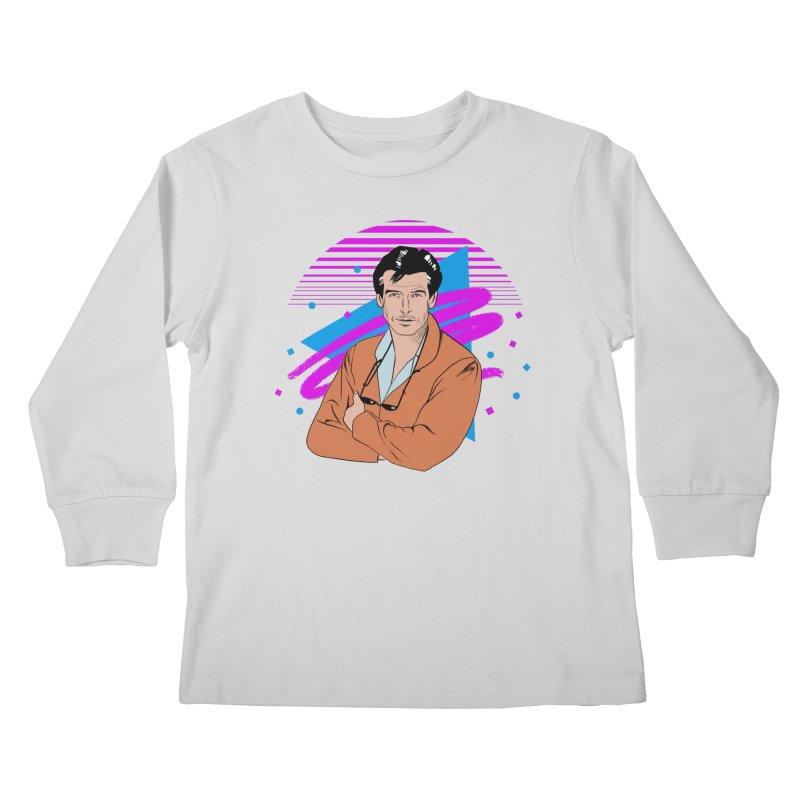 Peak Pierce Kids Longsleeve T-Shirt by Kate Gabrielle's Threadless Shop