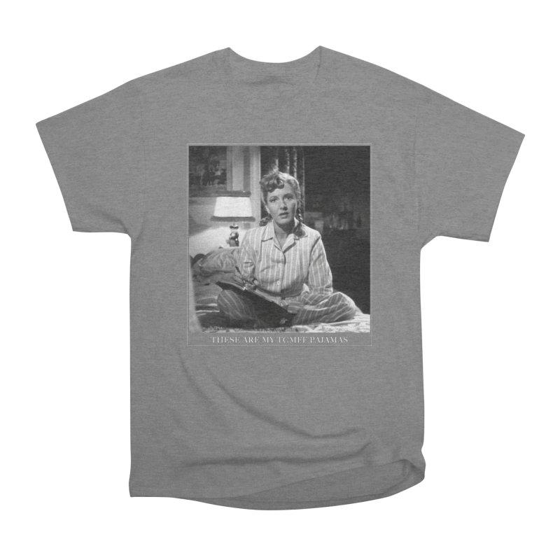 My TCMFF pajamas Men's T-Shirt by Kate Gabrielle's Threadless Shop