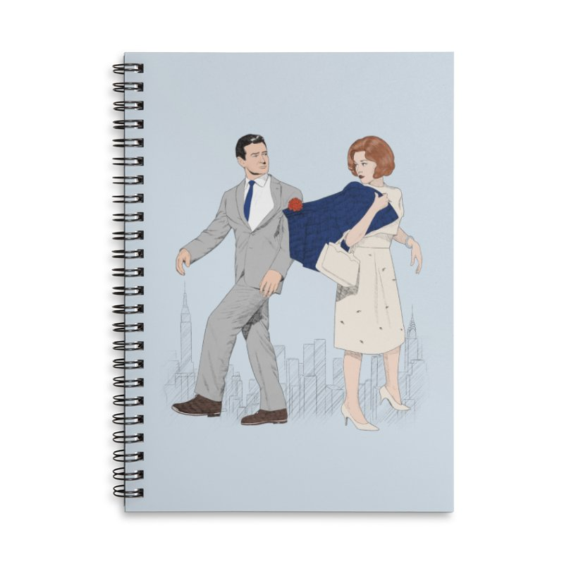 Sunday in New York Accessories Notebook by Kate Gabrielle's Threadless Shop