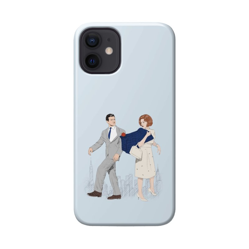 Sunday in New York Accessories Phone Case by Kate Gabrielle's Threadless Shop