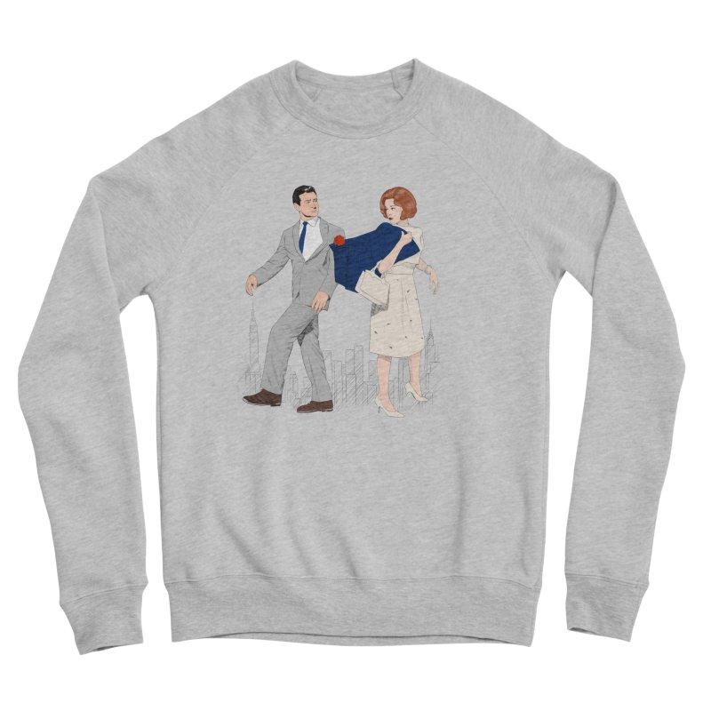 Sunday in New York Men's Sweatshirt by Kate Gabrielle's Threadless Shop
