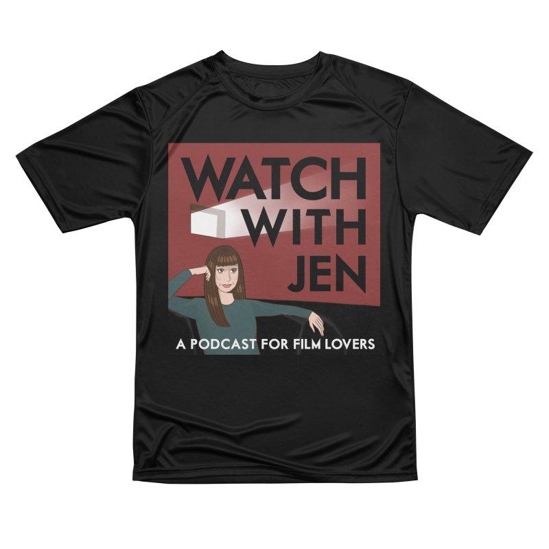 Watch With Jen Women's T-Shirt by Kate Gabrielle's Threadless Shop
