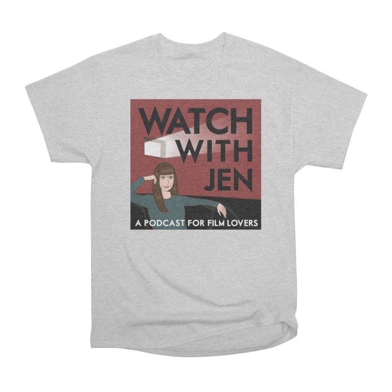 Watch With Jen Men's T-Shirt by Kate Gabrielle's Threadless Shop