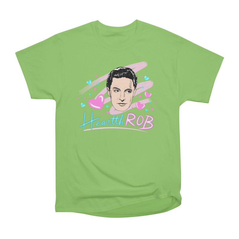 HeartthROB Donat Men's T-Shirt by Kate Gabrielle's Threadless Shop