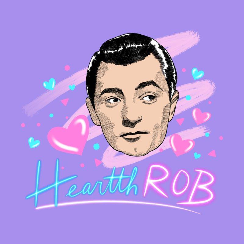 HeartthROB Mitchum Men's T-Shirt by Kate Gabrielle's Threadless Shop