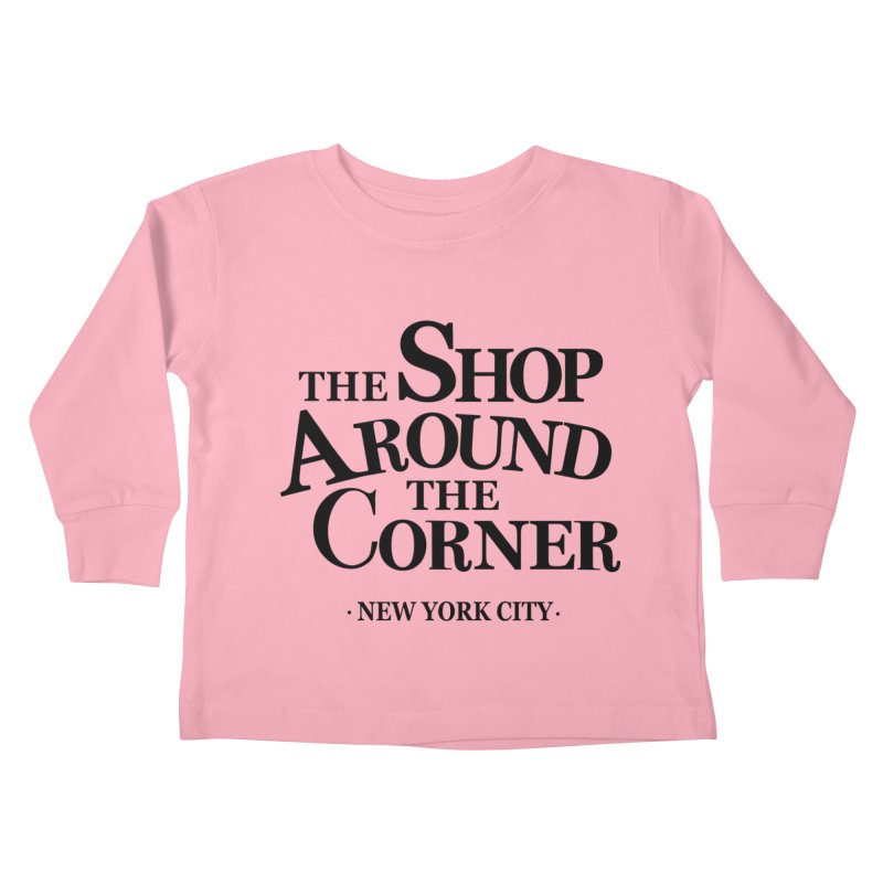 The Shop Around the Corner Kids Toddler Longsleeve T-Shirt by Kate Gabrielle's Threadless Shop