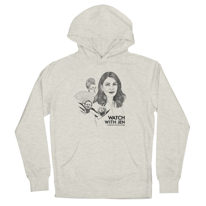 Watch With Jen Women's Pullover Hoody by Kate Gabrielle's Threadless Shop