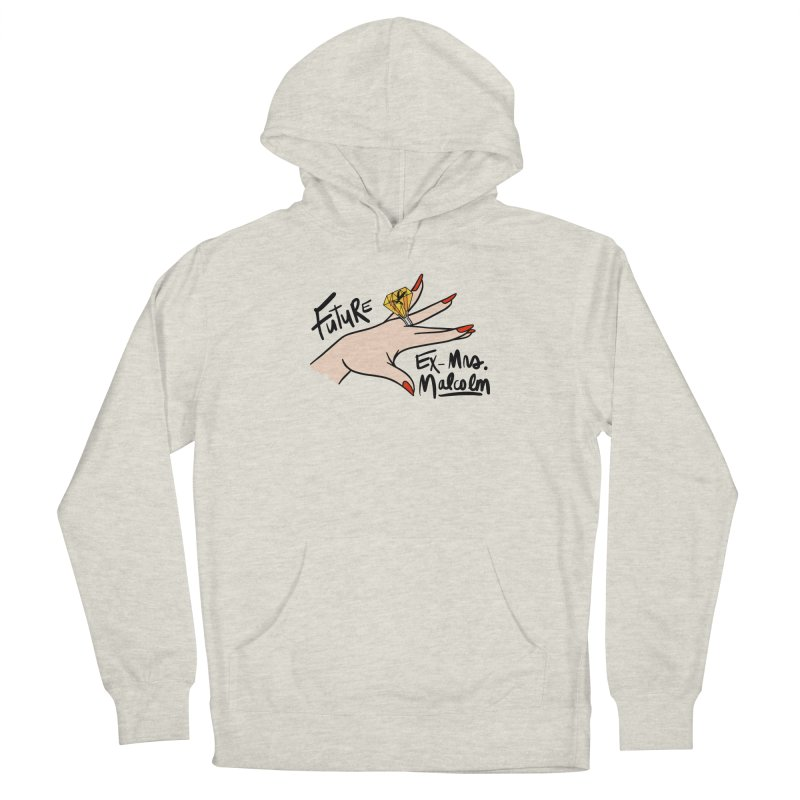 Future Ex-Mrs. Malcolm Men's Pullover Hoody by Kate Gabrielle's Threadless Shop