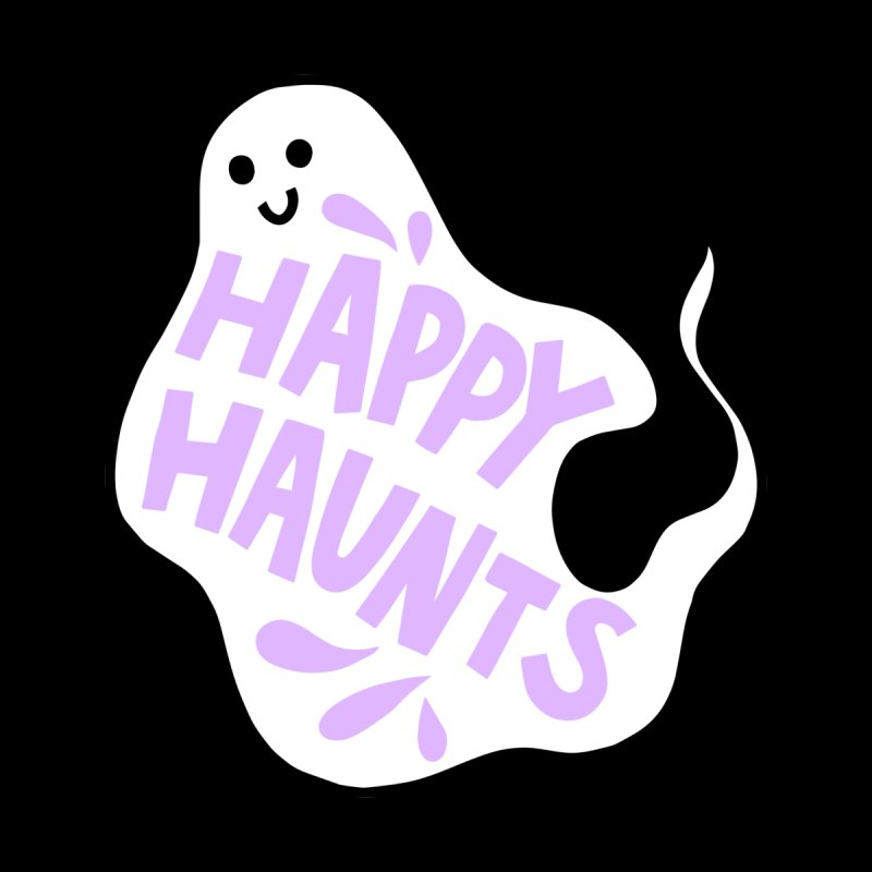 Happy haunts by Kate Gabrielle's Threadless Shop