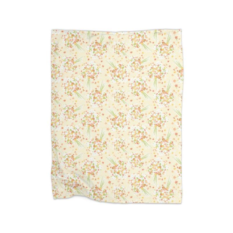 Vintage #10 Home Fleece Blanket Blanket by Kate Gabrielle's Threadless Shop