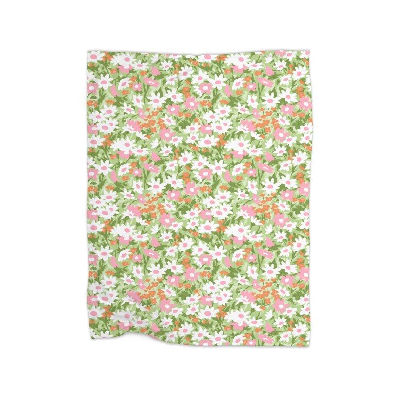 Vintage #12 Home Fleece Blanket Blanket by Kate Gabrielle's Threadless Shop