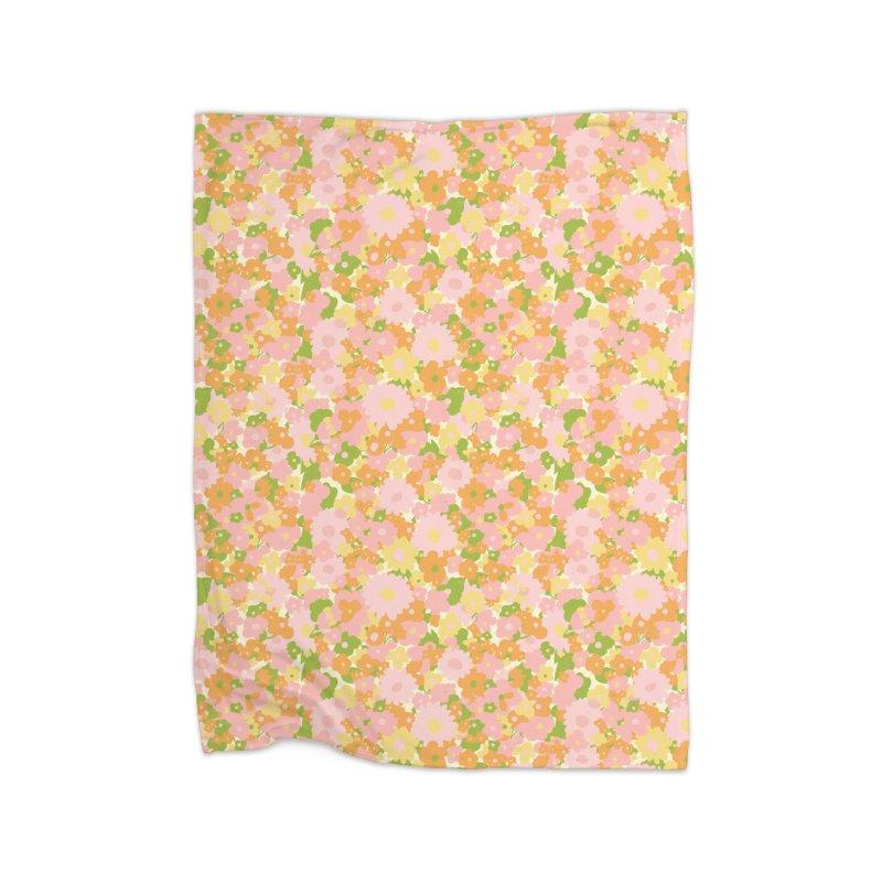 Vintage #15 Home Fleece Blanket Blanket by Kate Gabrielle's Threadless Shop