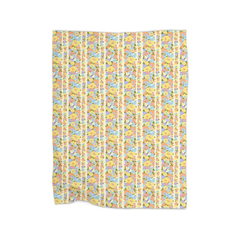 Vintage #20 Home Fleece Blanket Blanket by Kate Gabrielle's Threadless Shop